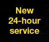 New 24-hour service launches 1 December