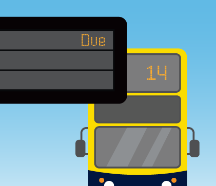 Greater Flexibility on Route 14